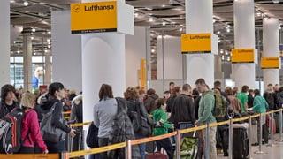 Keine Einigung zwischen Lufthansa und Gewerkschaft