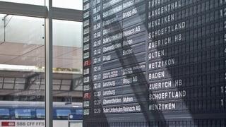 Mehr S-Bahn-Angebote für den Aargau bis 2021
