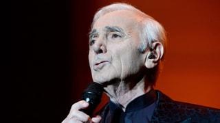 Charles Aznavour ist tot
