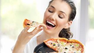 Essen macht glücklich