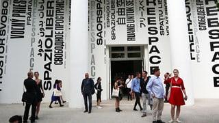 Video ««Kulturplatz» an der Architekturbiennale in Venedig» abspielen