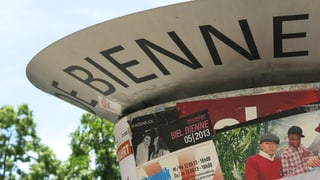 Mehr französische Plakate für die Stadt Biel