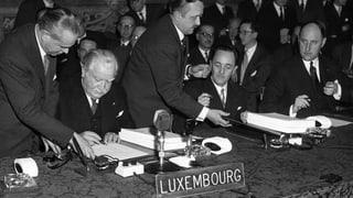 Die EU wird 60 – und ringt immer noch mit sich selbst