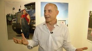 Video «In Zürich endet bald eine goldene Saison der Fotografie » abspielen
