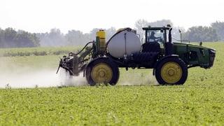 Schärfere Auflagen für Unkrautvernichter Glyphosat