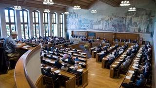Berner Kantonsparlament spart rund eine halbe Milliarde Franken