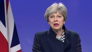 «May hat ihre nordirische Flanke nicht abgesichert»