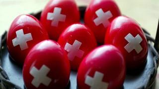 Swissness: Was darf das Schweizer Kreuz tragen?