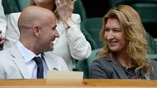 Steffi Graf und Andre Agassi: Stark dank Gemeinsamkeiten