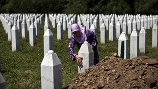Genozid von Srebrenica: Diese Männer wurden bereits verurteilt