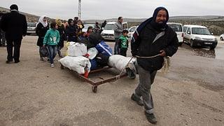 Neue Vereinbarung soll Evakuierung vorantreiben