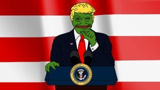 Politik «for the lulz»: Im US-Wahlkampf regiert das Internet