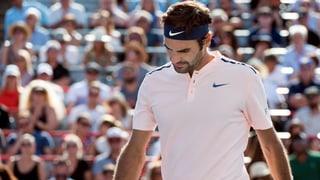 Roger Federer perda final da Montreal