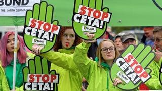 Handelsabkommen Ceta – die wesentlichen Kritikpunkte
