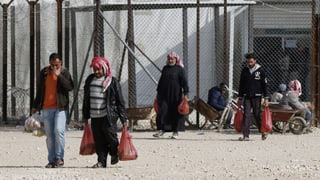 Westliche Staaten wollen 100'000 Syrien-Flüchtlinge aufnehmen