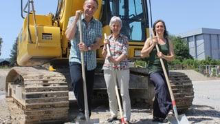 Circus Monti baut ein neues Winterquartier