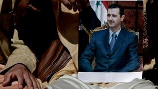Assad-Regierung will reden
