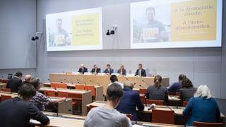 PPS ha lantschà la campagna per l'iniziativa d'autodeterminaziun
