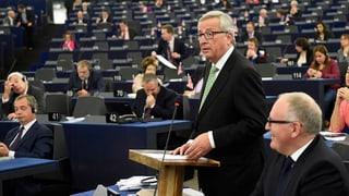 Juncker erhält grünes Licht für seine Regierung