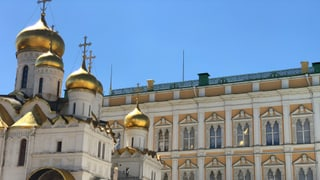 Guid tras il Kreml – e sia istorgia  (Artitgel cuntegn galaria da maletgs)
