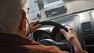 So will es das Parlament: Autofahrer müssen erst ab 75 zur Kontrolle