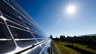 Mehr Solarstrom dank der Hitze? Falsch gedacht!