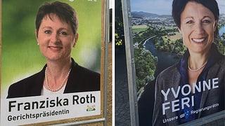 Aargauer Regierung: Roth oder Feri – Mitte-Parteien im Dilemma (Artikel enthält Video)