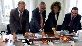 Tram Region Bern: Einigkeit vor dem Abstimmungskampf