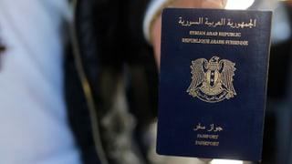 Gefälschte syrische Pässe sind Sicherheitsrisiko für die Schweiz