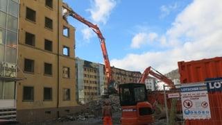Himmelrich Luzern: Aus der alten kann die neue Siedlung entstehen
