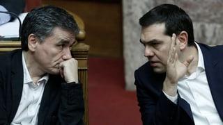 Griechisches Parlament segnet Sparbudget ab