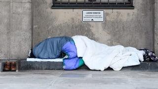 Erste Notschlafstelle für Obdachlose im Aargau