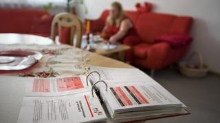 Zahl der IV-Rentner nimmt zu