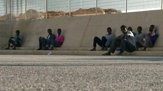Video «Flüchten um zu leben: An der EU-Aussengrenze in Sizilien» abspielen