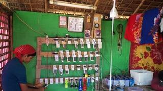 Öffnung dank dem Handy: Smartphone-Revolution in Burma