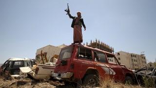 Saudische Luftschläge auf Huthi-Rebellen gehen offenbar weiter