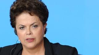Petrobras-Skandal in Brasilien schadet Image von Rousseff