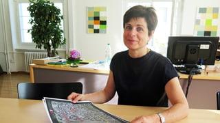 Patrizia Adam (CVP): Ein lebendiges und attraktives Quartier