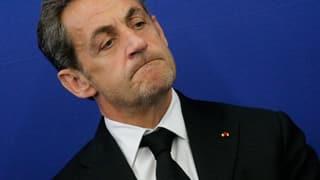 Sarkozy in Polizeigewahrsam genommen