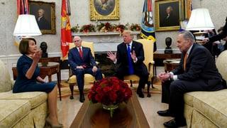 «Niemand will einen Trump-Shutdown»