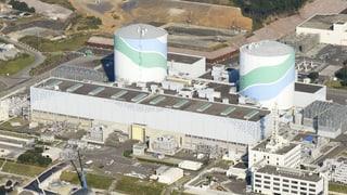 Grünes Licht für AKW-Neustart in Japan