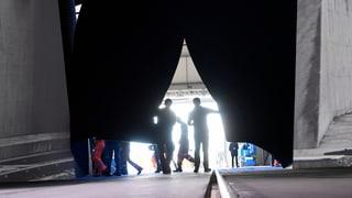 Gotthard-Eröffnung: Die besten Bilder (Artikel enthält Bildergalerie)