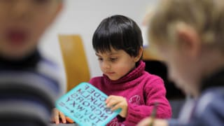 Mit Bildung gegen die Armut