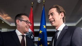Die Koalitionsparteien ÖVP und FPÖ haben vereinbart, dass Bürgerinnen und Bürger im Südtirol auch den österreichischen Pass erwerben können.