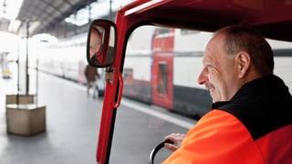 Ärger mit «Tür-zu-Tür»-Gepäckservice der SBB
