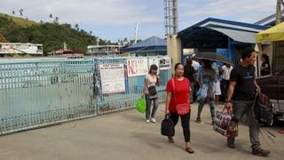 Taifun «Maysak» smanatscha las Filippinas