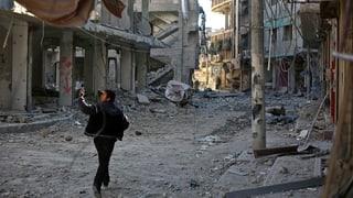 «Die syrischen Reporter müssen sofort jeden Bericht vernichten»
