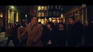 Tom Hanks stiehlt Justin Bieber die Show