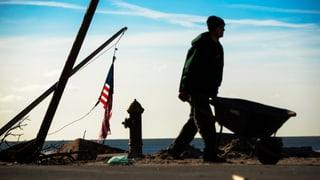«Sandy»-Opfer warten weiter auf Hilfsgelder