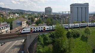 SBB setzen auf S-Bahn-Linien verkürzte Züge ein